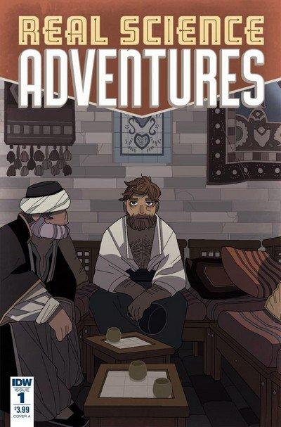 Real Science Adventures – The Nicodemus Job #1 (2018)