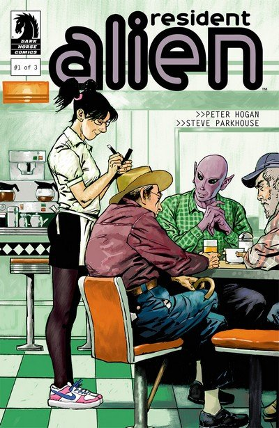 Resident Alien (Collection) (2012-2018)