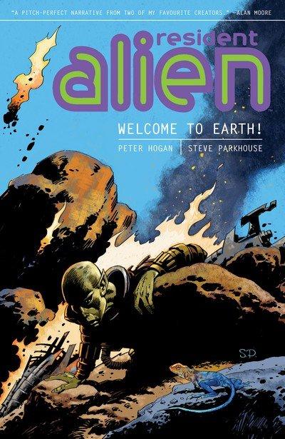 Resident Alien Vol. 1 – 5 (TPB) (2013-2018)