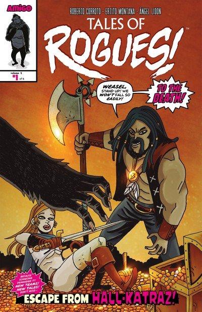 Rogues! Vol. 5 #1 – 6 (2018)
