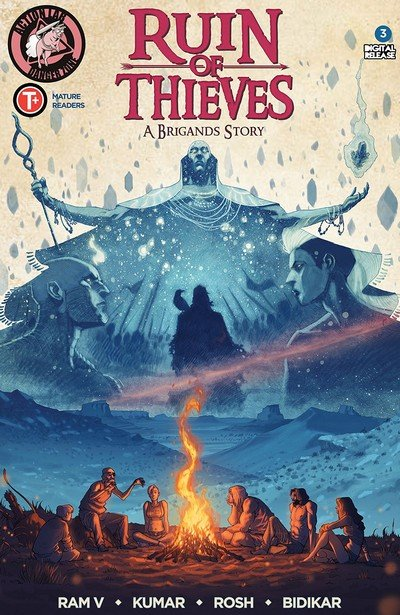 Ruin of Thieves – A Brigands Story #3 (2018)
