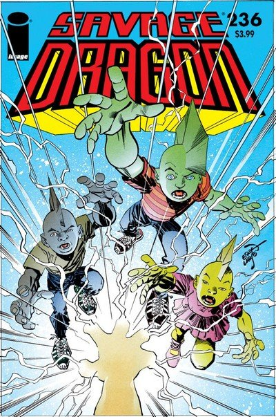 Savage Dragon #236 (2018)