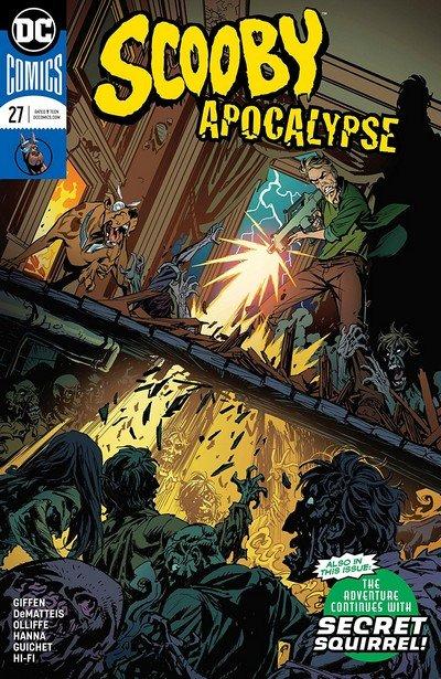 Scooby Apocalypse #27 (2018)