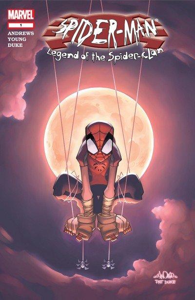 Spider-Man – Legend of the Spider-Clan #1 – 5 (2002)