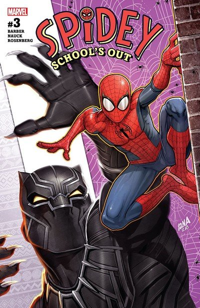 Spidey – School's Out #3 (2018)
