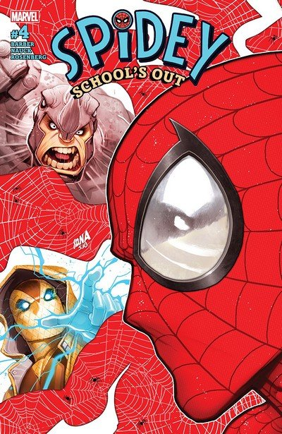 Spidey – School's Out #4 (2018)