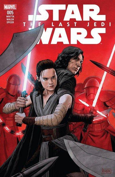Star Wars – The Last Jedi Adaptation #5 (2018)