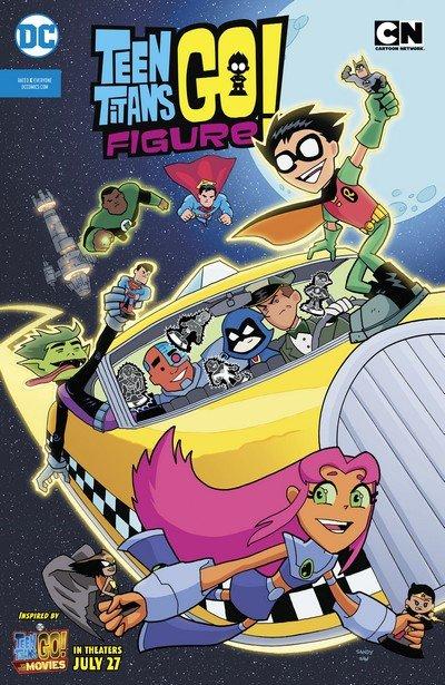 Teen Titans Go! Figure #1 (2018)