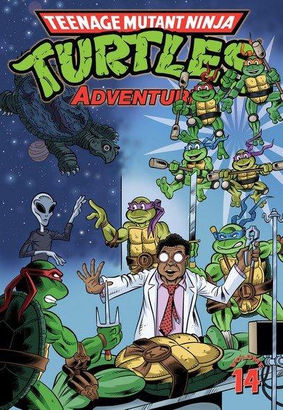 Teenage Mutant Ninja Turtles Adventures Vol. 14 (TPB) (2017)