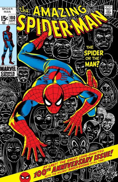 The Amazing Spider-Man – Six Arms Saga (Story Arc) (1971)