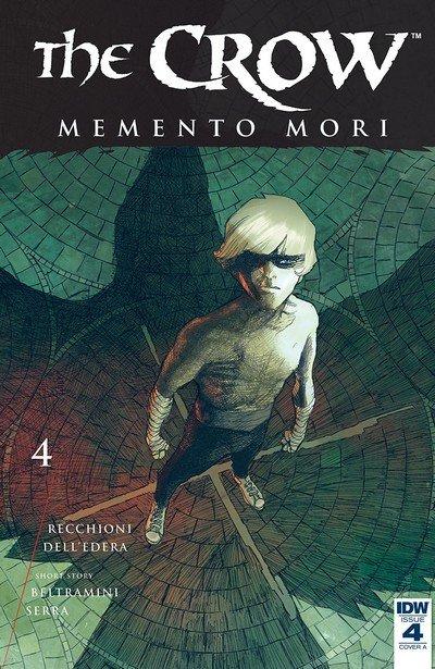 The Crow – Memento Mori #4 (2018)