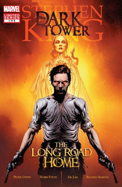 The Dark Tower – The Long Road Home #1 – 5 (2008)