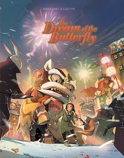 The Dream of the Butterfly Vol. 1 – 2 (2017-2018)