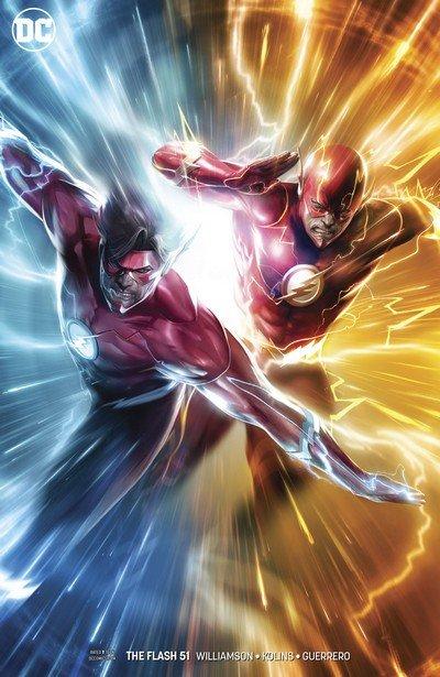 The Flash #51 (2018)