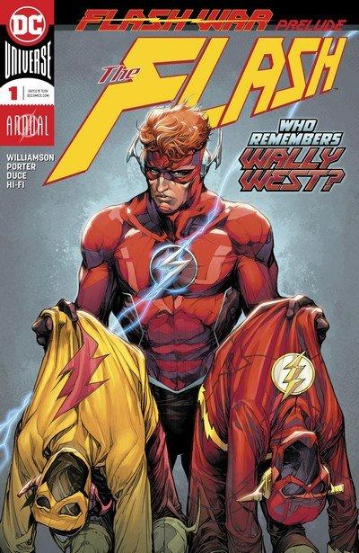 The Flash – Flash War (Story Arc) (2018)