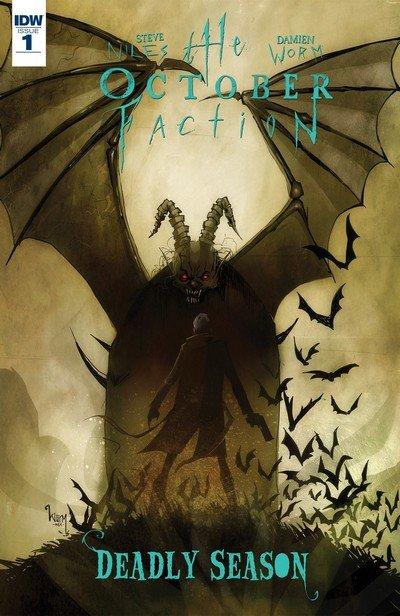 The October Faction – Deadly Season #1 – 5 (2016-2017)