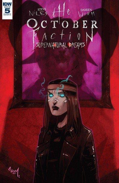 The October Faction – Supernatural Dreams #5 (2018)