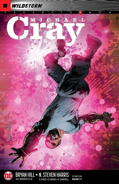 The Wild Storm – Michael Cray #9 (2018)