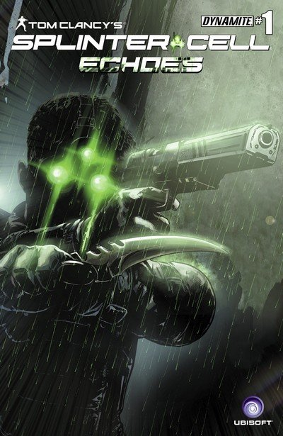 Tom Clancy's Splinter Cell – Echoes #1 – 4 (2014)