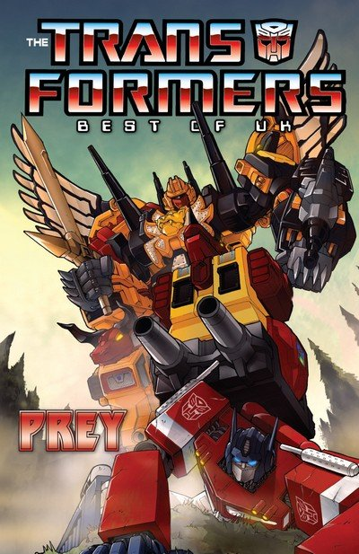 Transformers – Best of UK – Prey (TPB) (2010)