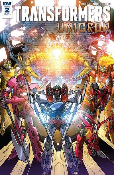 Transformers – Unicron #2 (2018)