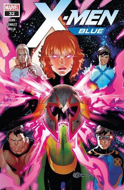 X-Men Blue #32 (2018)