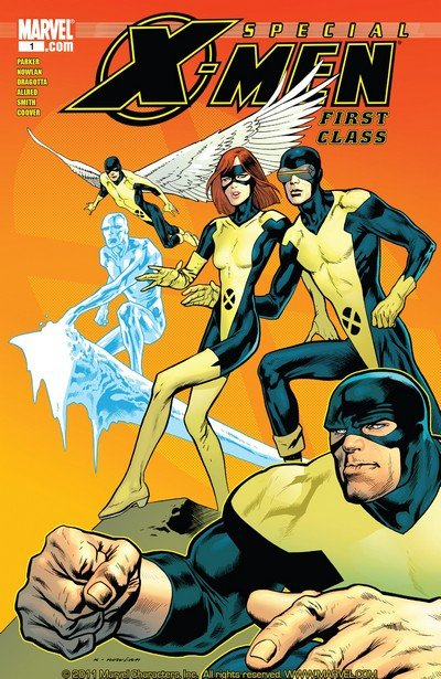 X-Men – First Class Special #1 (2007)