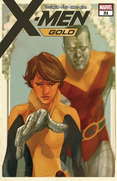 X-Men Gold #31 (2018)