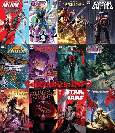 2018.08.01 Marvel Week+