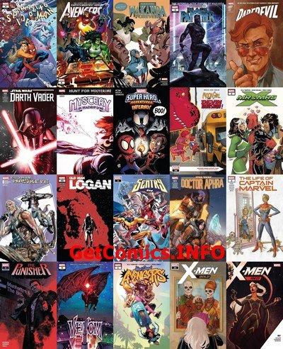 2018.08.22 Marvel Week+