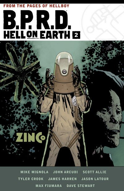 B.P.R.D. Hell on Earth Omnibus Book 2 (2018)
