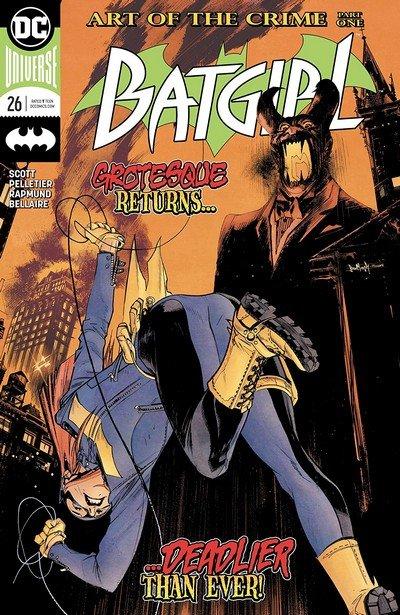 Batgirl #26 (2018)