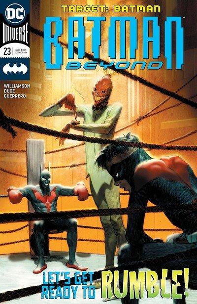 Batman Beyond #23 (2018)