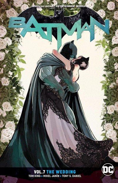 Batman Vol. 7 – The Wedding (2018) (RC)
