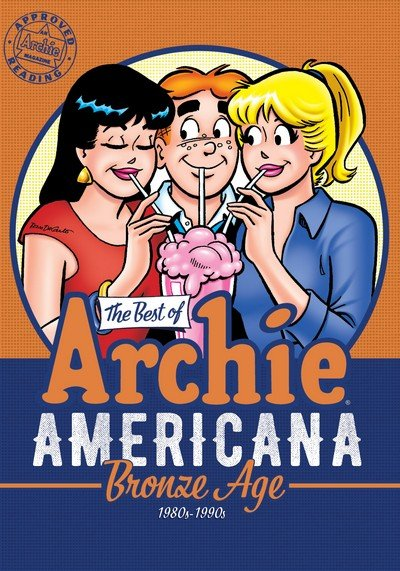 Best of Archie Americana – Bronze Age (2018)