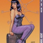 Bettie Page Vol. 2 – Model Agent (TPB) (2018)