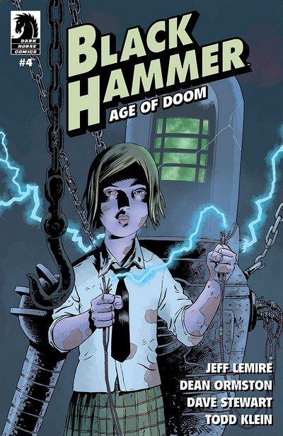 Black Hammer – Age Of Doom #4 (2018)