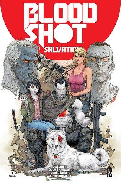 Bloodshot Salvation #12 (2018)