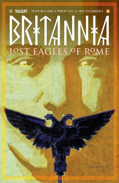Britannia – Lost Eagles Of Rome #2 (2018)