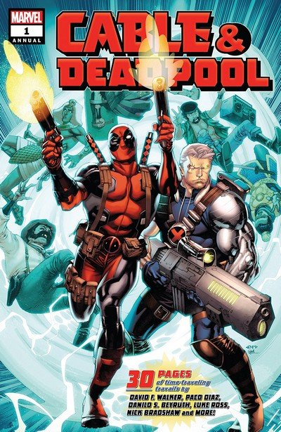 Cable – Deadpool Annual #1 (2018)
