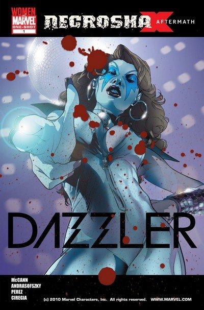 Dazzler #1 (2010) (One Shot)