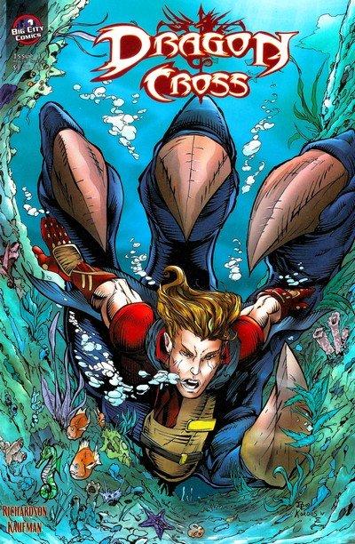 Dragon Cross #1 – 8 (2007-2008)