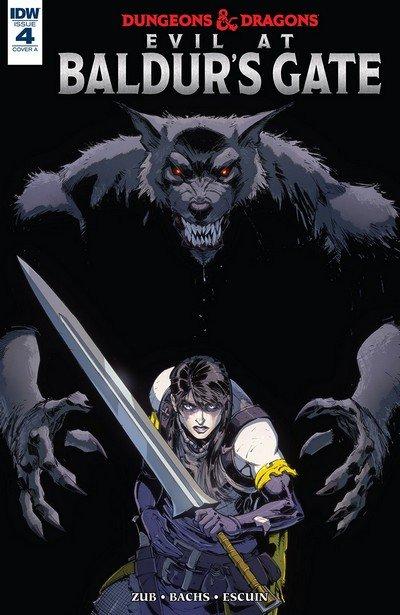 Dungeons & Dragons – Evil At Baldur's Gate #4 (2018)