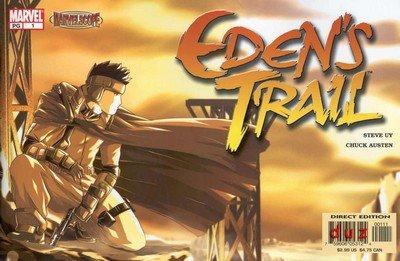 Eden's Trail #1 – 5 (2002)