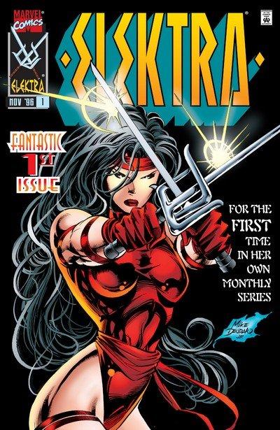 Elektra Vol. 1 #1 – 19 (1996-1998)