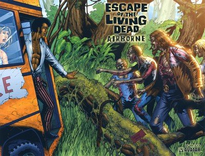 Escape of the Living Dead – Airborne #1 – 3 (2006)