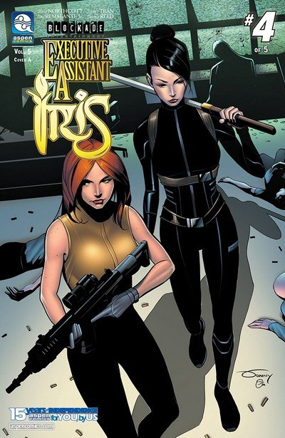 Executive Assistant – Iris Vol. 5 #4 (2018)