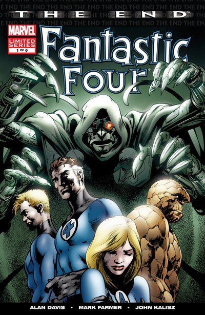 Fantastic Four – The End #1 – 6 (2006-2007)