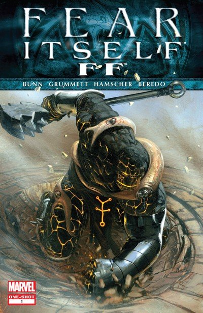 Fear Itself – FF #1 (2011)