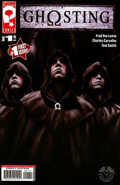 Ghosting #1 – 5 (2007)